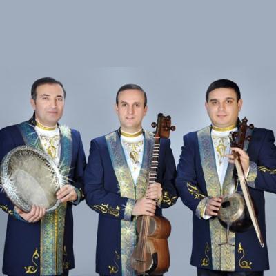 Mənsum İbrahimov trio